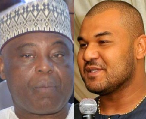 Dokpesi and his son clashed over comments on coronavirus