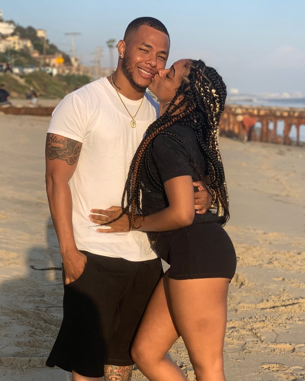 Tyree Boyce and Natalie Adepoju