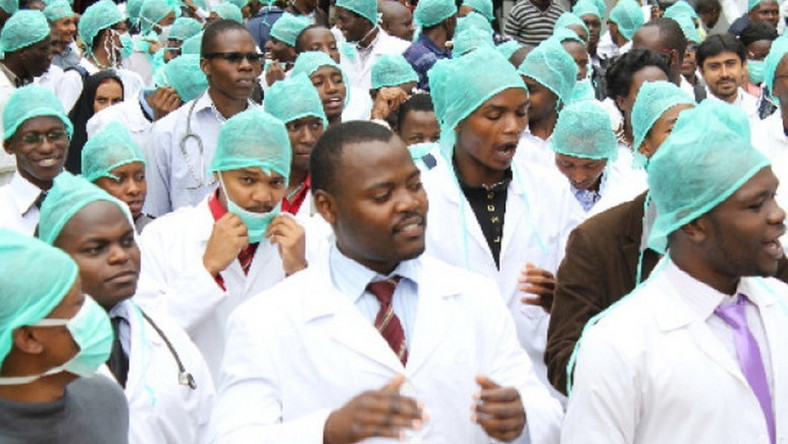 Lagos doctors will commence strike action today