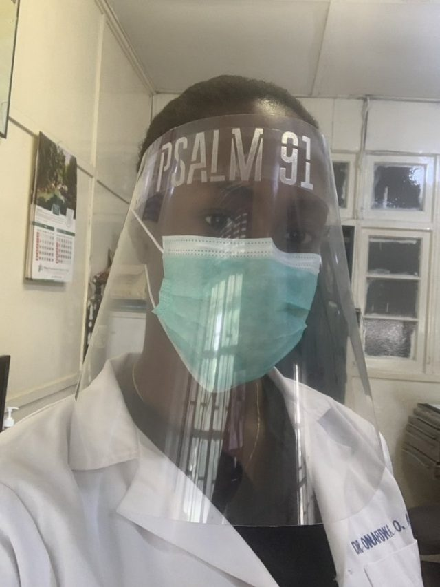 The spiritual and physical facemask against coronavirus