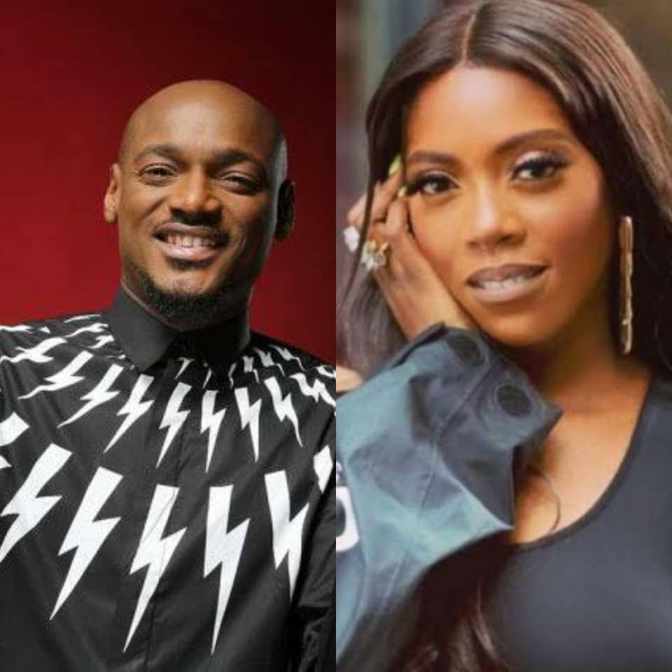 Tuface and Tiwa Savage