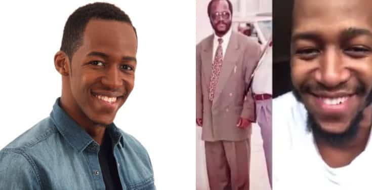 Idris Sultan arrested for laughing at President's throwback photo