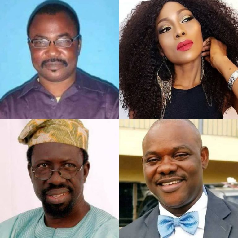 Nollywood stars who died