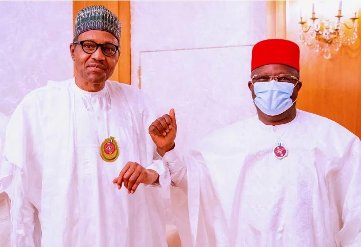 Buhari and Umahi