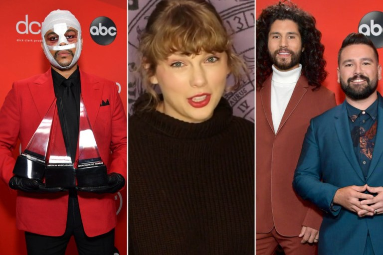 The 2020 American Music Awards has held with many musicians taking home awards