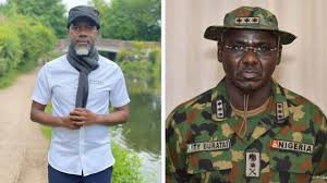 Reno Omokri and Buratai
