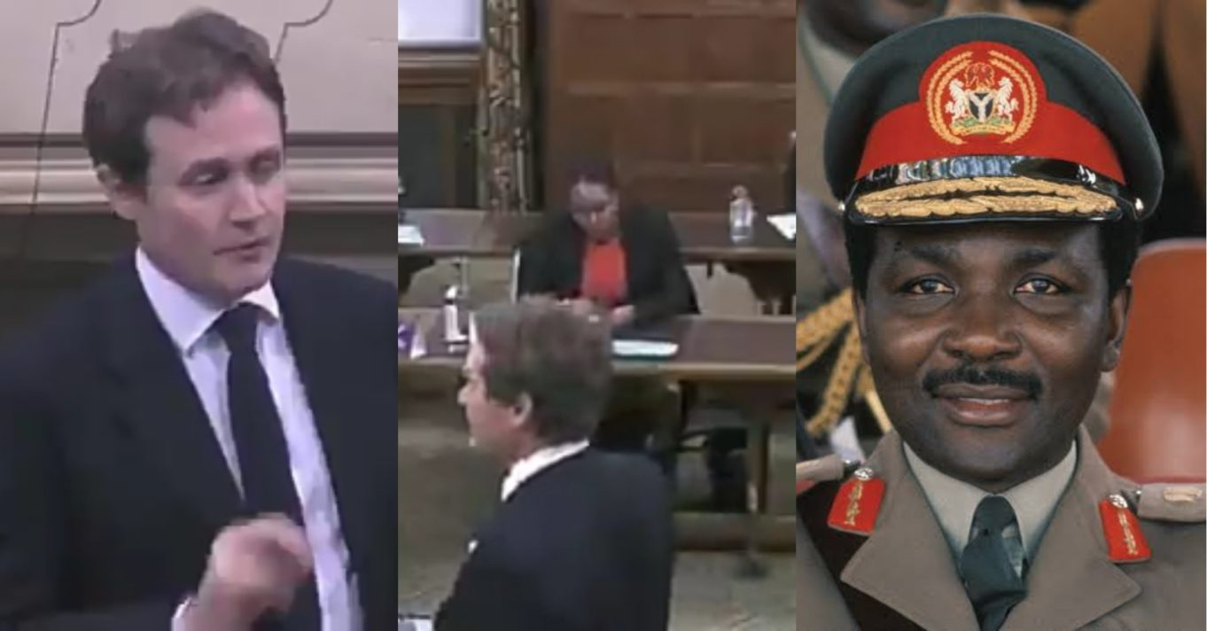 Gowon stole half of the Central Bank of Nigeria, according to a member of UK Parliament