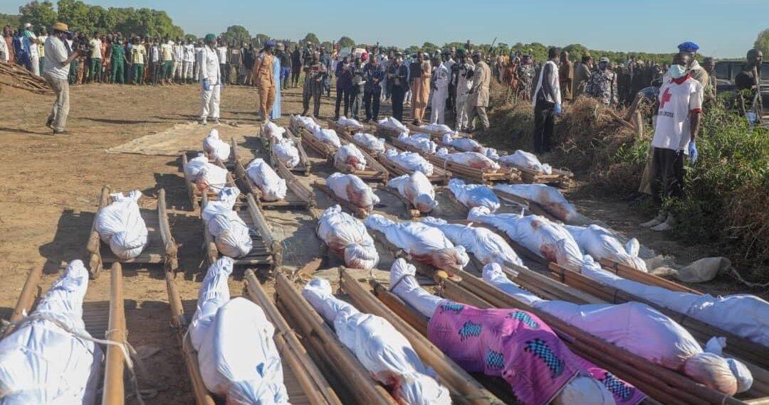 Borno farmers burial