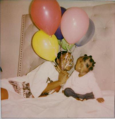 Simi celebrates daughter on her birthday