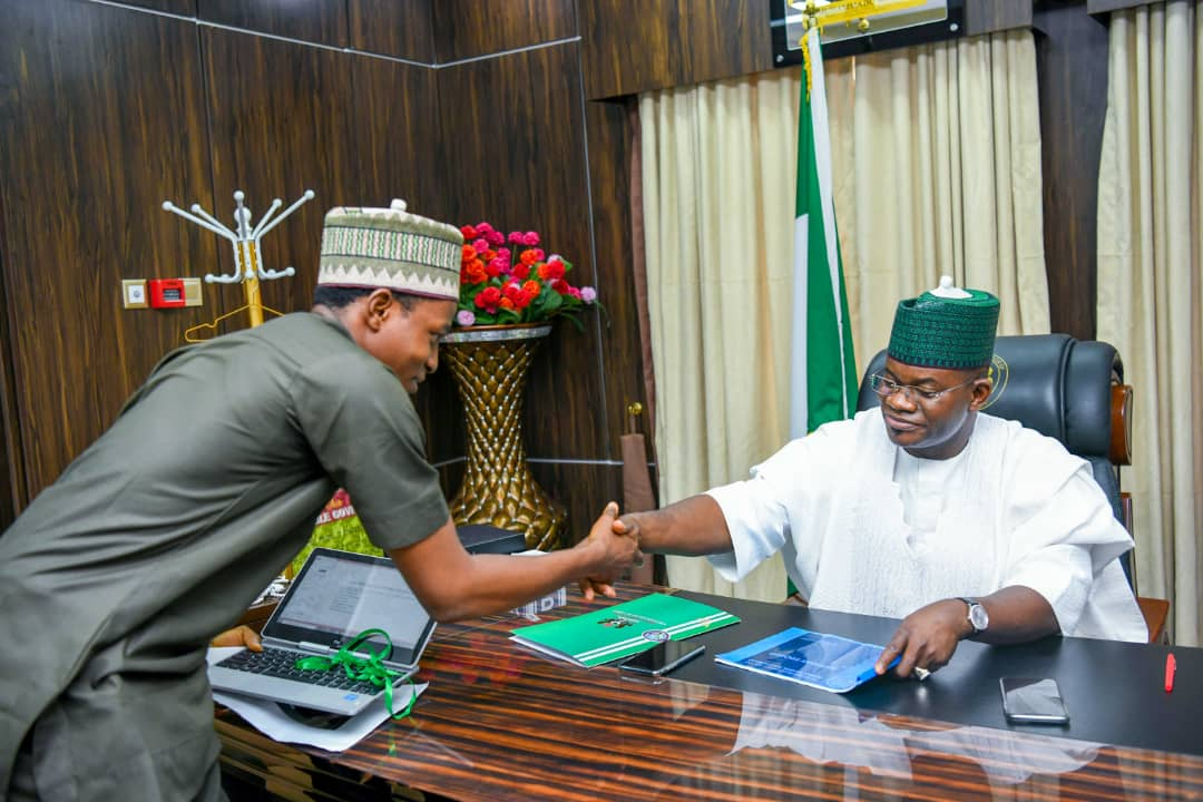 Edogbo has been appointed as an aide to Governor Yahaya Bello
