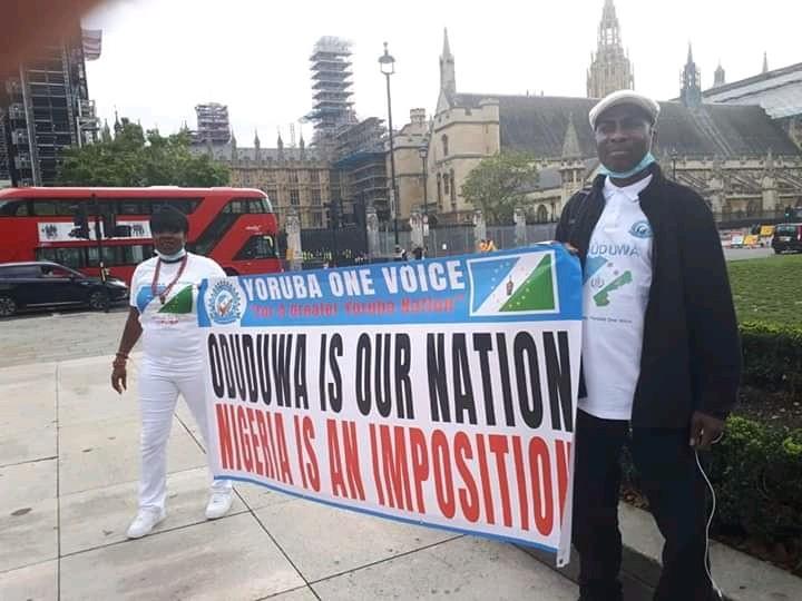 Biafra and Oduduwa republic agitators