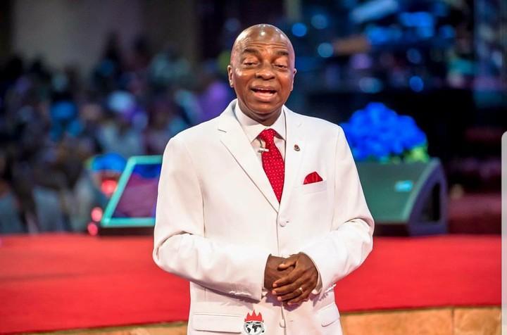 Living Faith Church Worldwide founder, David Oyedepo