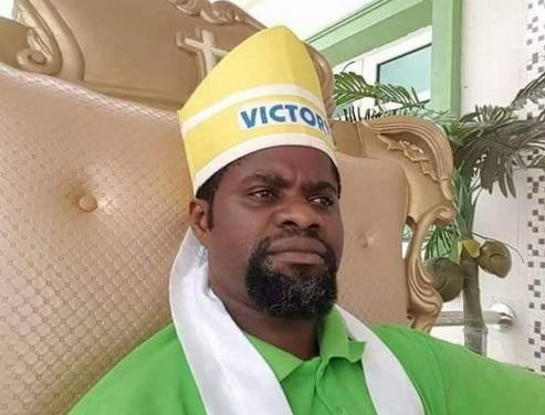 Founder of Sotitobire Praising Chapel, Prophet Babatunde Alfa