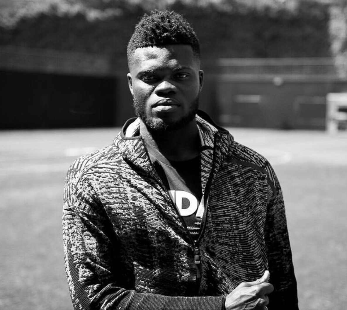 Thomas Partey signs for Arsenal