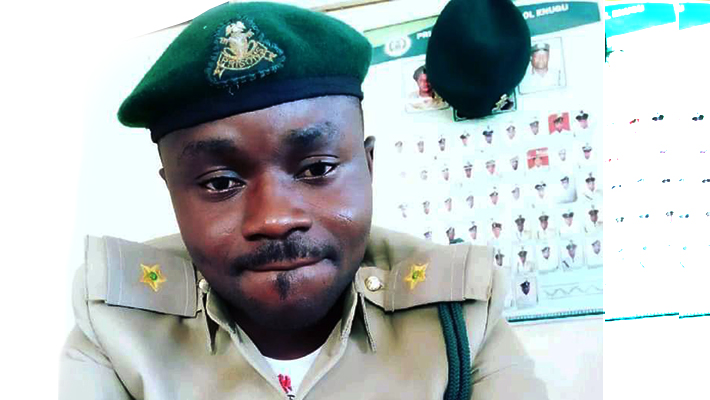 Heartbreaking! Prison Official Commits Suicide After Passing Three Exams Without Promotion (Photo)
