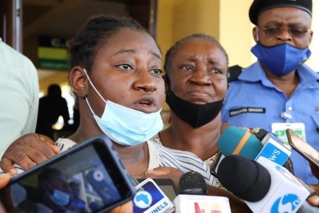 Bisola narrates how she was rescued from kidnappers