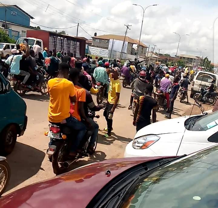 Osun protesters