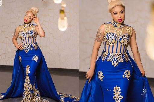 Nollywood actress, Tonto Dikeh