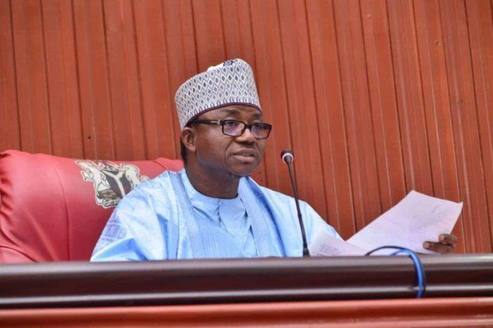 Speaker Francis Okiye