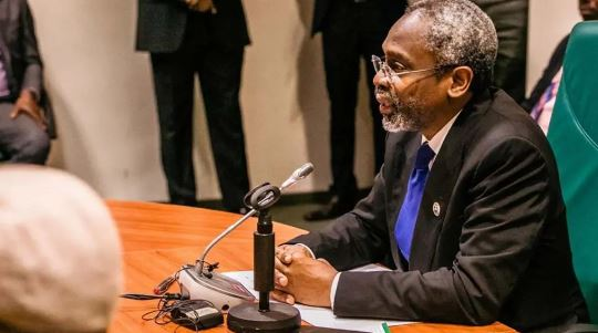 Speaker of House of Representative, Femi Gbajabiamila