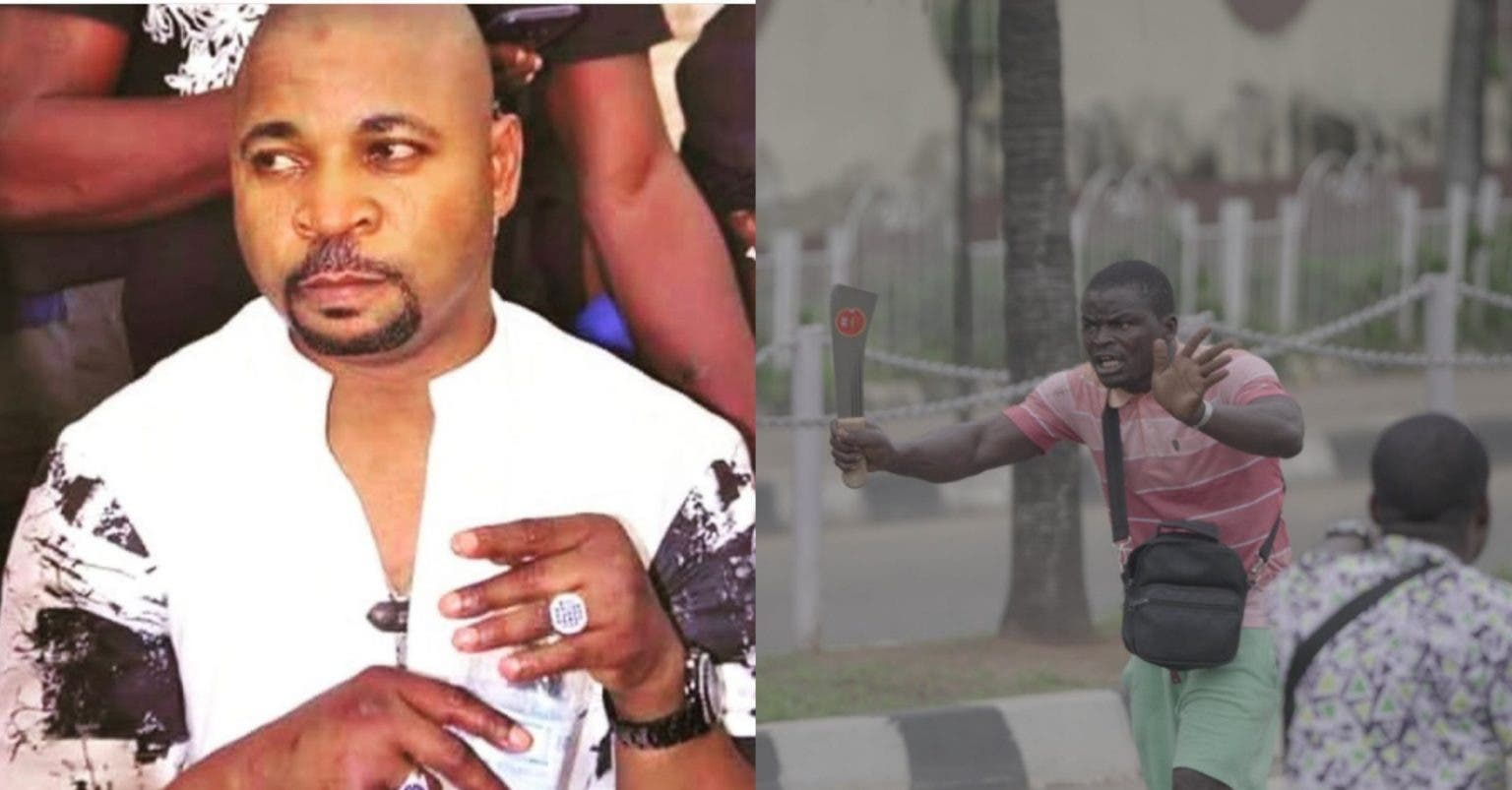 MC Oluomo accused of hiring thugs to attack #EndSARS protesters