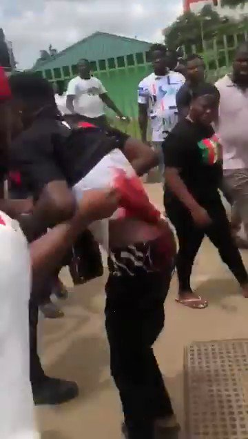 Protesters attacked in Edo state