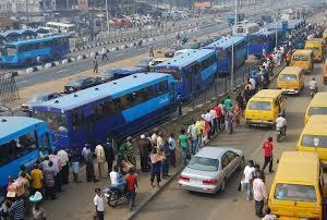 BRT service