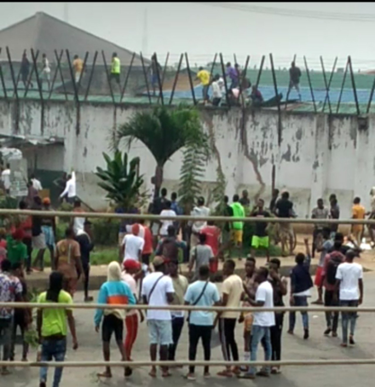 Benin Prison