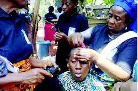 Widows in Igboland
