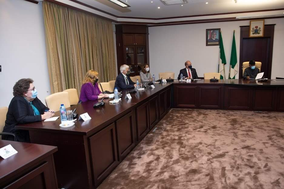 US officials visit Osinbajo over Lekki shooting