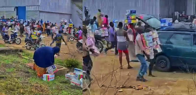 Edo looters