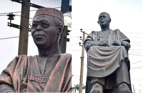Obafemi Awolowo's glasses stolen