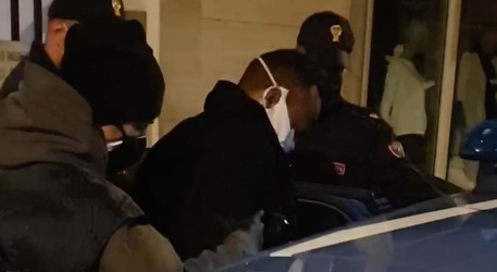 The Nigerian gagsters arrested in Italy