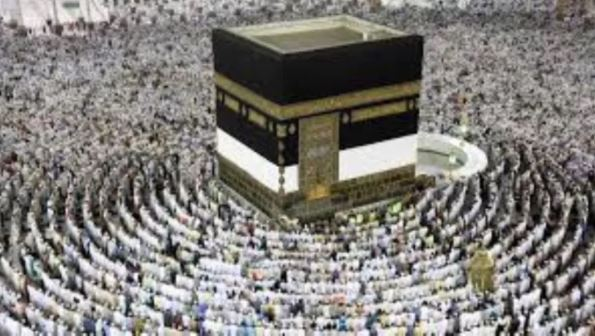 Horror! Man Goes Wild, Rams His Car Into Mecca's Grand Mosque