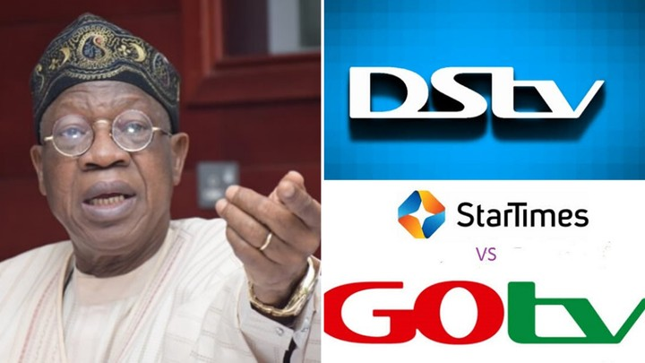 The Federal Government has said it will not allow DSTV sack Nigerian workers under any guise