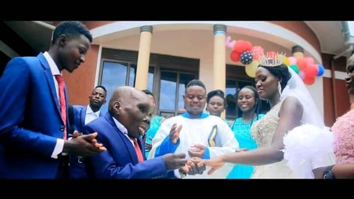 Ssebabi, Uganda's ugliest man marries second wife