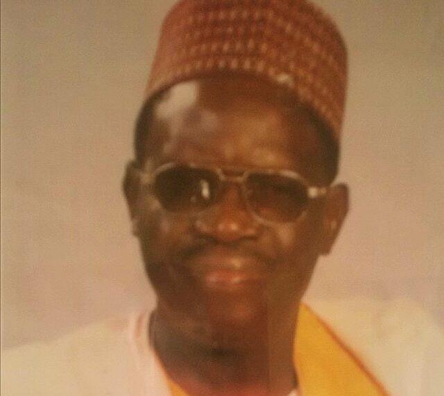 Senator Hamisu Musa