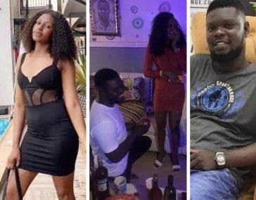 Elliot has disengaged his fiancee, Success Oyoviwkose