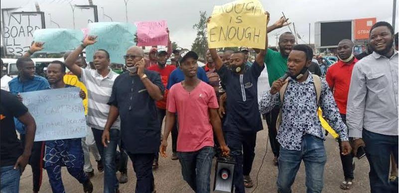 Osogbo protests