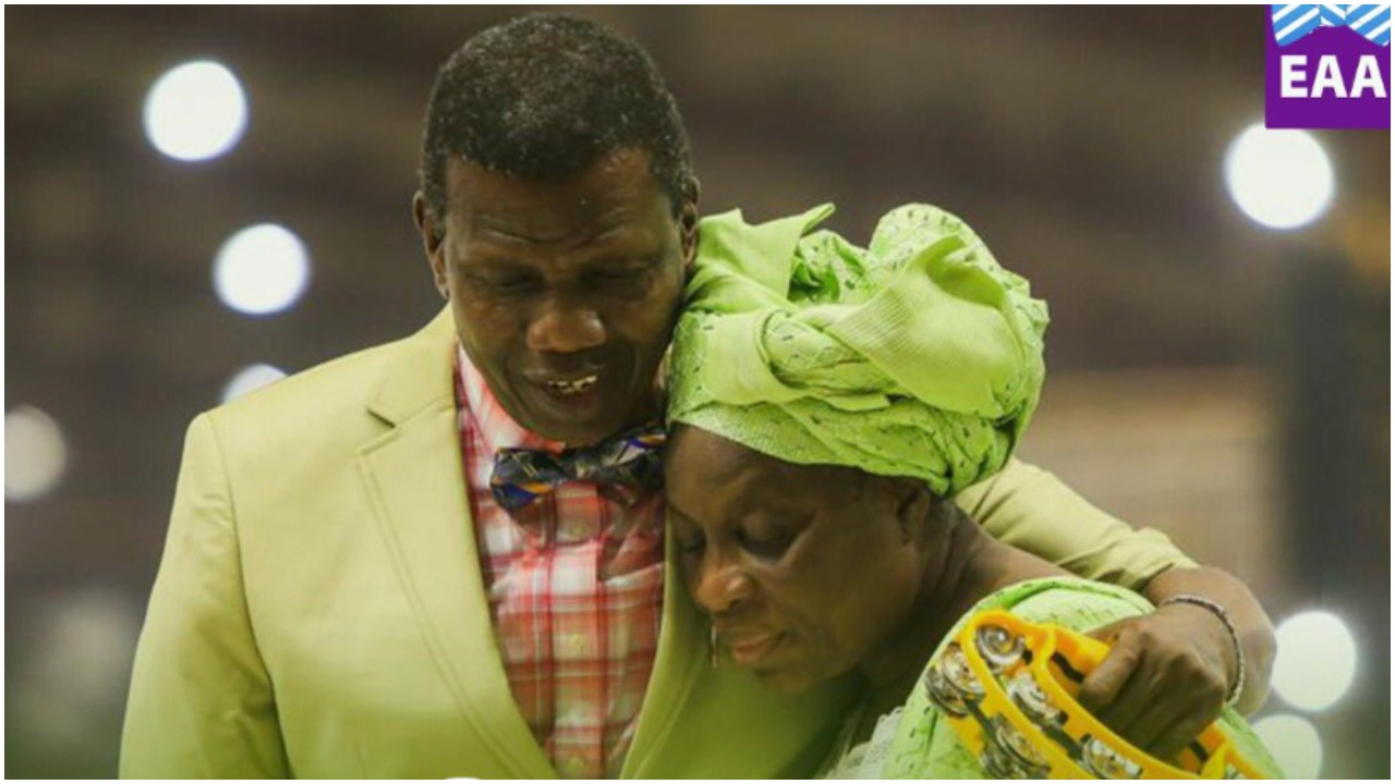 Adeboye and wife celebrate 53rd wedding anniversary