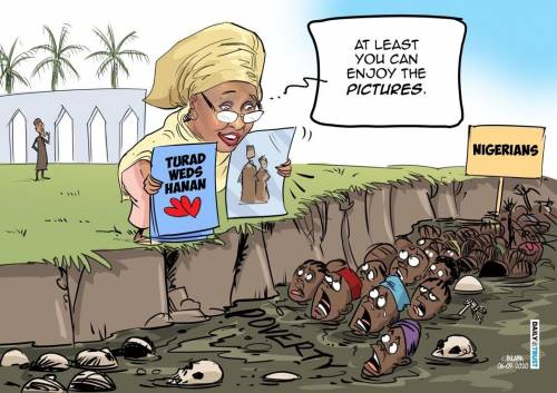 Aisha's cartoon