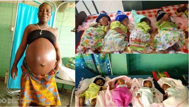 The woman gave birth after 24 years of waiting