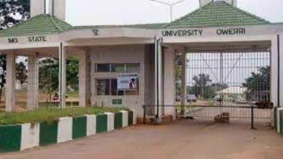 Imo university sex scandal