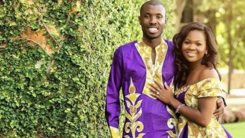 Pastor Ofori killed his wife with a gun in US