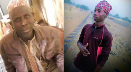 The father was killed while the son was kidnapped by bandits