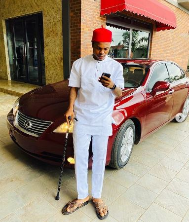 Bitcoin Lord shows off new car after release from EFCC custody