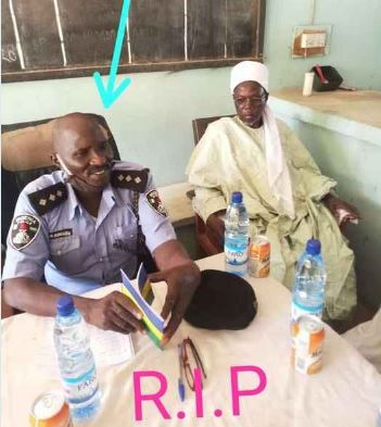 The DPO was killed by suspected bandits