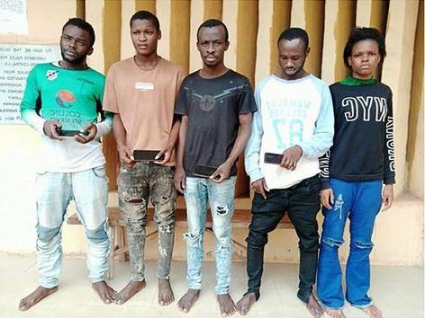 The sim card thieves