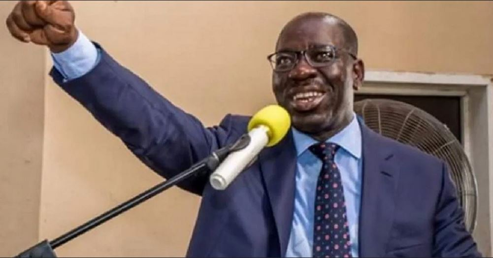 Breaking!!!! Obaseki Emerges The Winner Of Edo State Governorship Election