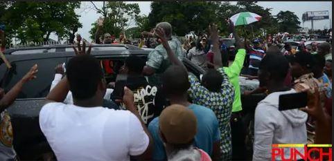 Jubilation in Edo